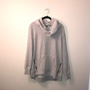 old navy active cowl turtleneck sweater